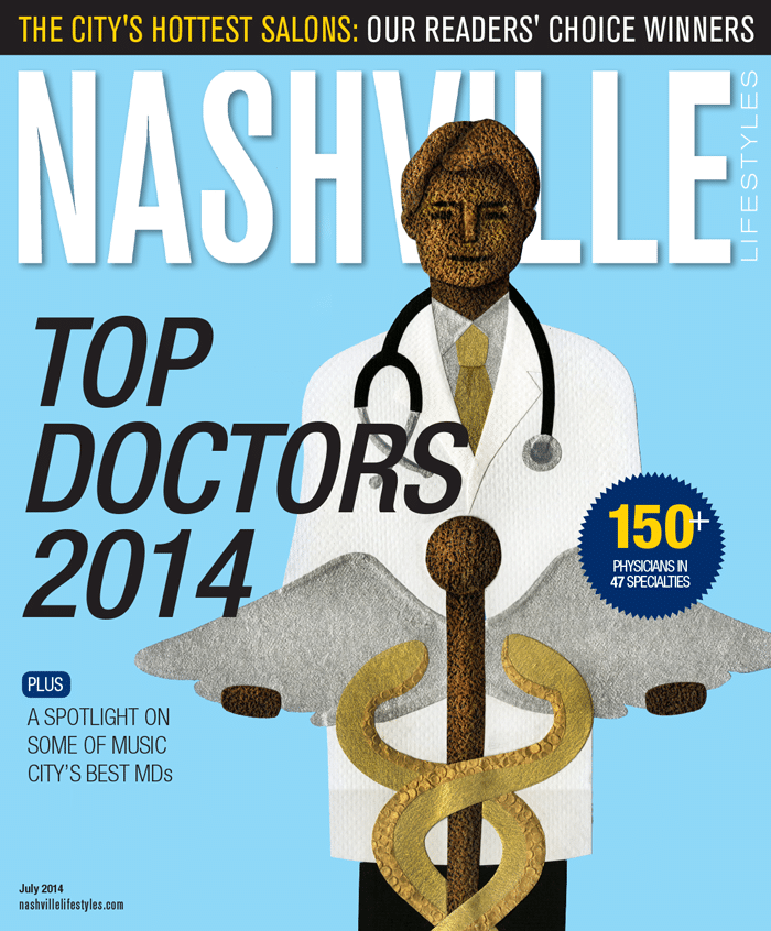 nashville lifestyles Top doctor awards